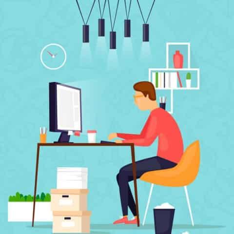 博客网站代建及全年托管服务