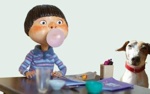 绘本故事丨白希那经典绘本之《糖球》