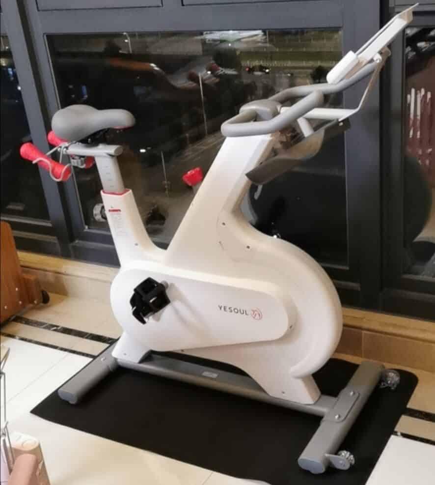 有没有人用这款动感单车?