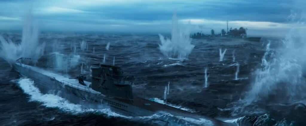 反潜战也可以拍的扣人心弦《灰猎犬号》
