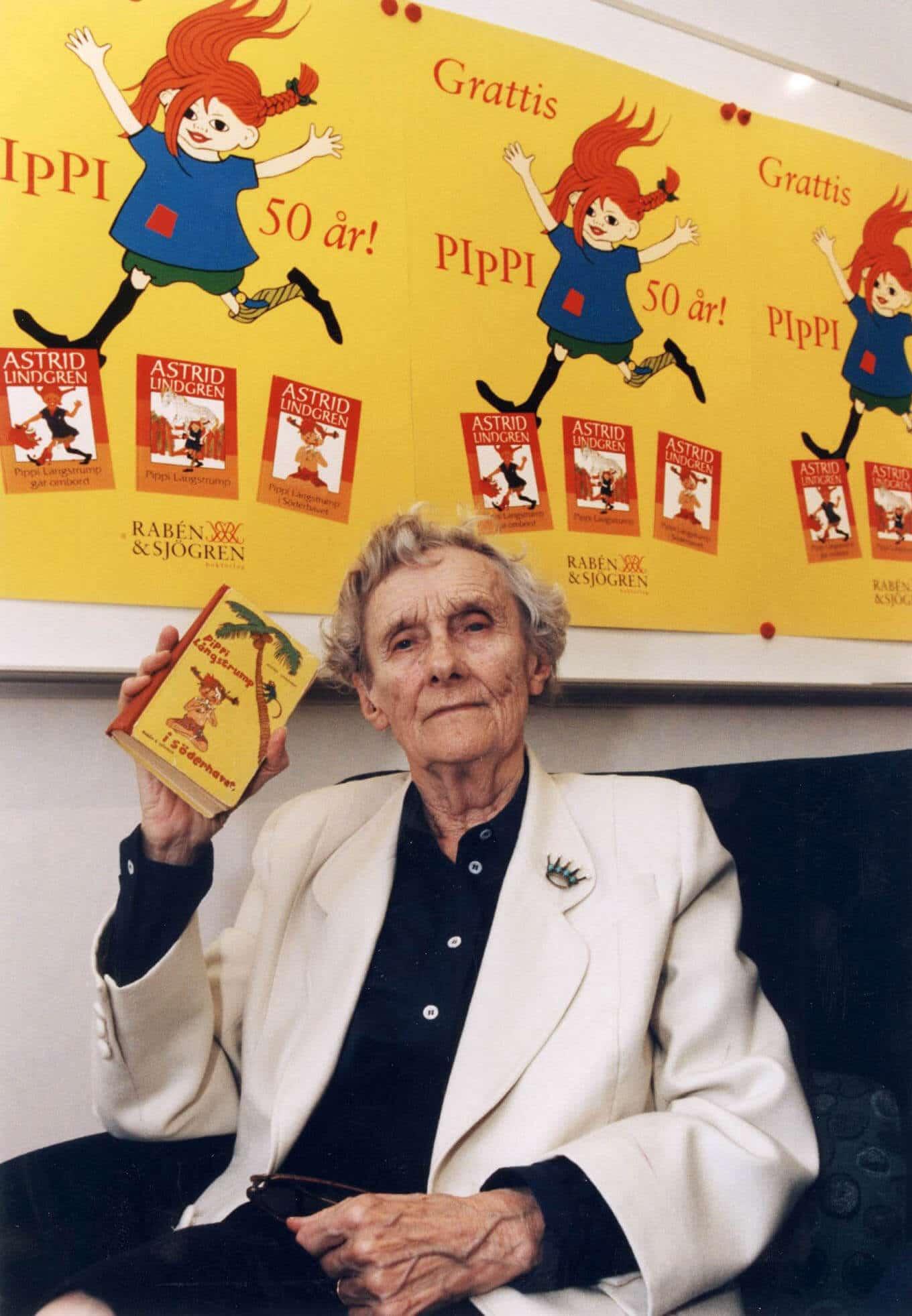 绘本故事 | 童话外婆阿斯特丽德•林格伦和《长袜子皮皮》(上)插图8