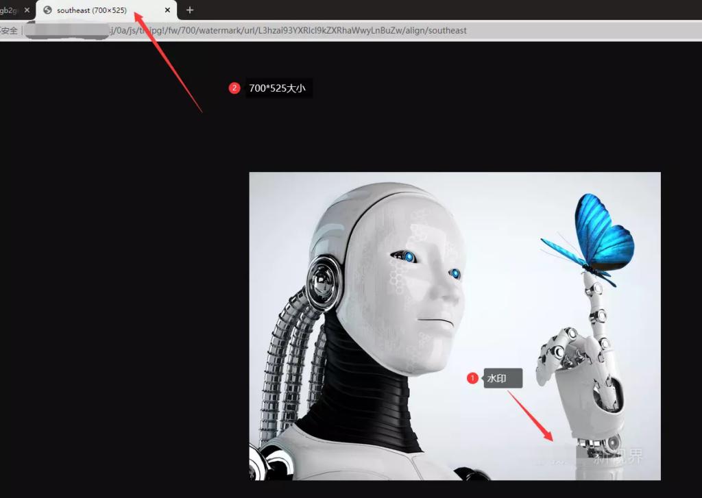 如何用F12免费下载图库网站的付费高清原图