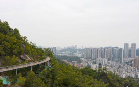 端午登高好去处丨珠海景山道